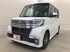 タントカスタムX トップエディションリミテッドSAIII 元社用車