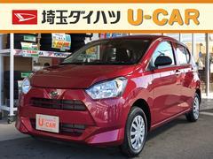 ミライースL SAIII・新車保証継承・衝突回避支援ブレーキ
