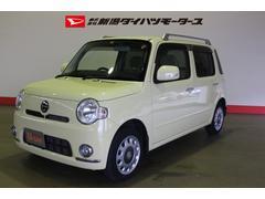 ミラココアココアプラスX スマートキー 社外CDデッキ付 4WD