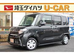タントカスタムL・デモカーUP車・走行1530キロ