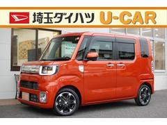 ウェイクGターボリミテッドSAIII・デモカーUP・走行100キロ