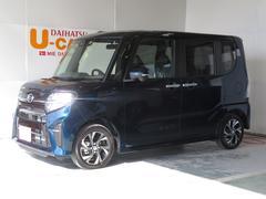 タントカスタムX 元展示車