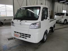 ハイゼットトラックスタンダードSAIIIt 4WD 1オーナー 禁煙車
