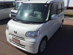 タントL 4WD 純正オーディオ キーレスエントリー エコアイドル