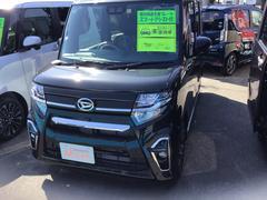 タントカスタムX 4WD 両側電動スライドドア オートエアコン