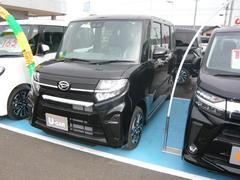 タントカスタムX/ CVT車/ 4WD/ オーディオレス車