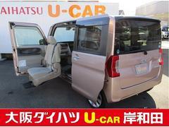 タントウェルカムシートXSA2 福祉車両・助手席回転シ−ト