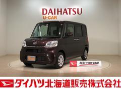 タントL SAIII 4WD CD