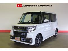 タントカスタムX トップエディションVS SAIII 4WD