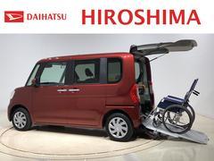 タントスローパーXSAIII リヤシート付 福祉車両/車いす移動車