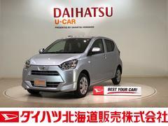 ミライースX リミテッドSAIII 4WD CD