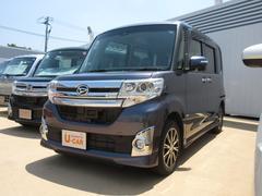 タントカスタムX トップエディションSAII 4WD