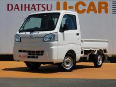 ハイゼットトラックスタンダードSAIIIt 走行距離5,580km 4WD