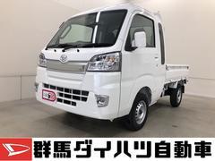ハイゼットトラックジャンボSAIIIt 2WDの5段マニアル車