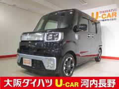 ウェイクG SA/衝突軽減ブレーキ/ナビ/電動スライド/アルミ/
