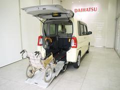タントスローパーLSA3 リヤシートツキ 4名乗車可能車いす移動車