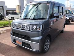 ウェイクL SA 4WD オートライト CD/ラジオオーディオ