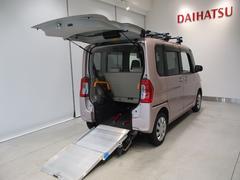タントX SA スローパー リアシート付 車いす移動仕様車