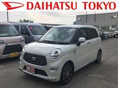 キャストスタイルG VS SAIII 純正エントリーナビ・ETC装備