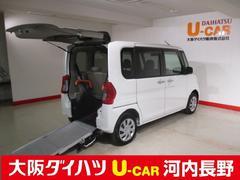 タントスローパーL/福祉車両/車椅子移動車/1.7万キロ/CVT/