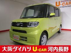 タントX/届出済未使用車/衝突軽減ブレーキ/電動スライド/CVT/