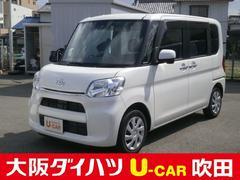タントX SAIII電動スライドドア H29年式 走行1.5万km