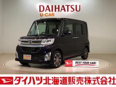 タントカスタムRS トップエディションSAII 4WD ナビ