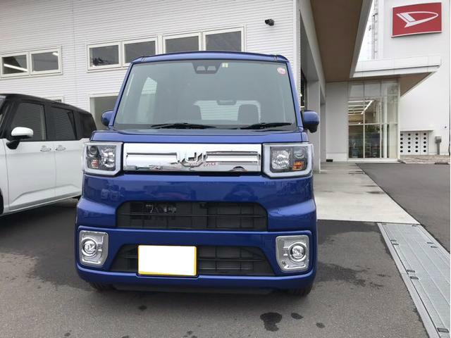 ウェイクGターボ レジャーエディションSAIII(福島県)の中古車
