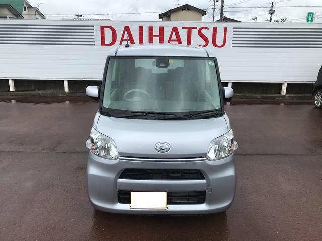 タントX SAII(福島県)の中古車