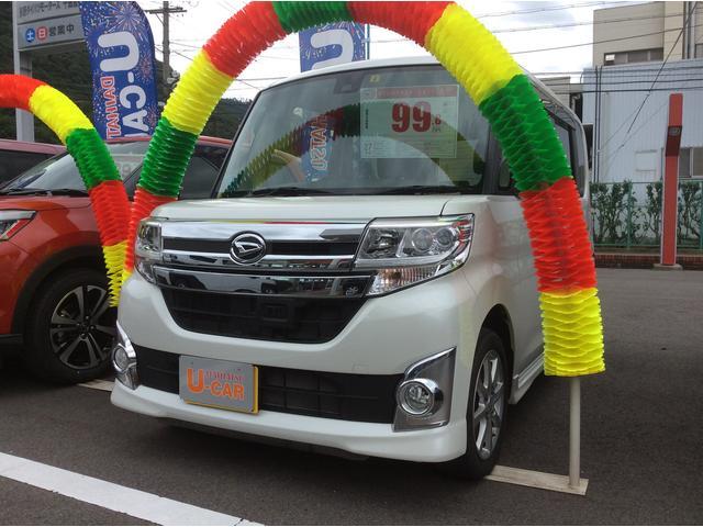 タントカスタムX SAII(長野県)の中古車