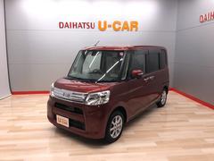タントG SAII ナビ付 4WD バックモニター付
