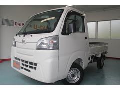 ハイゼットトラックスタンダード 2WD 5MT 手引き式パーキングブレーキ