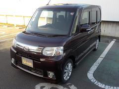 タントG 4WD ナビ付