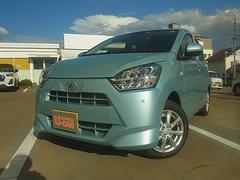 ミライースG SAIII 2WD CVT CD オートAC キーフリー