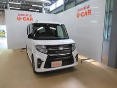 タントカスタムXセレクション UGP 7インチナビ&ドラレコ付