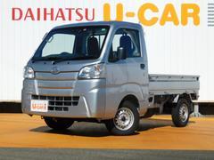 ハイゼットトラックスタンダードSAIIIt 走行距離4,411km 4WD