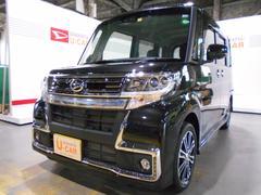 タントカスタムRS トップエディションSAIII★4WD 8ナビ付