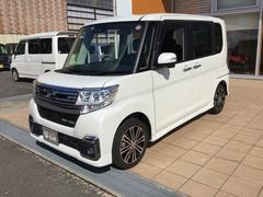 タントカスタムRS SAIII 4WD 8インチ純正ナビ