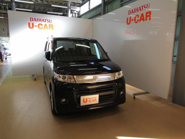 ワゴンRスティングレーX キーフリー(岡山県)の中古車
