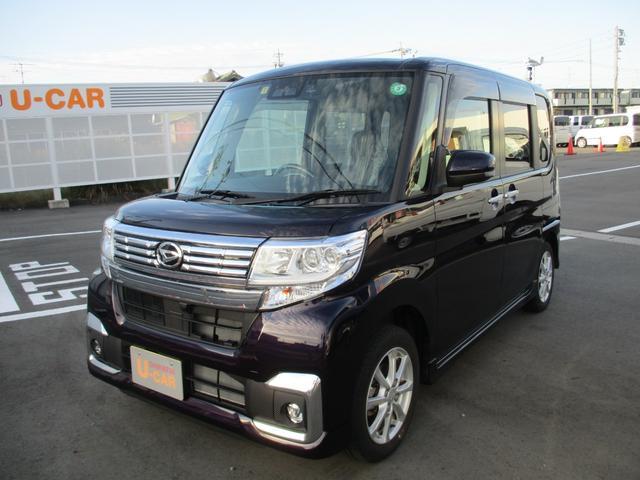 タントスローパーカスタムX SAIII(静岡県)の中古車