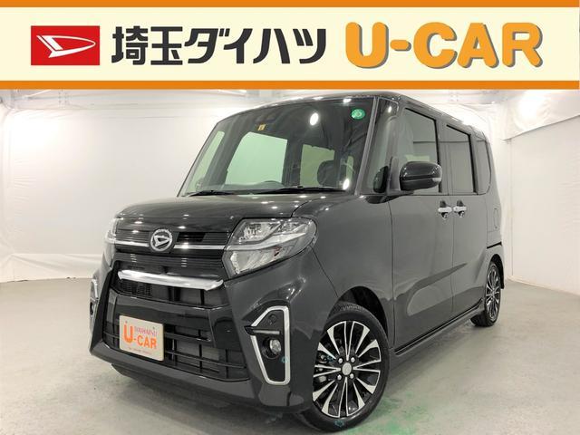 タントカスタムRSセレクション(埼玉県)の中古車