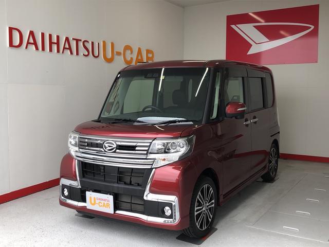 タントカスタムRS トップエディションVS SAIII(静岡県)の中古車