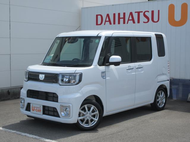 ウェイクLリミテッドSAIII(徳島県)の中古車