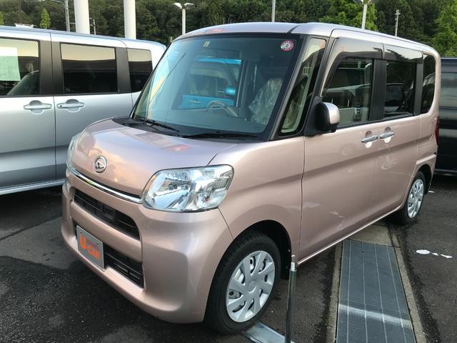 タントX スマートセレクションSA&SN(宮城県)の中古車