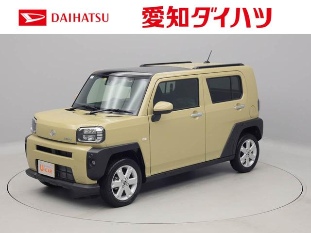 タフトG(愛知県)の中古車