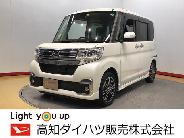 タントカスタムRS SAII ETC(高知県)の中古車