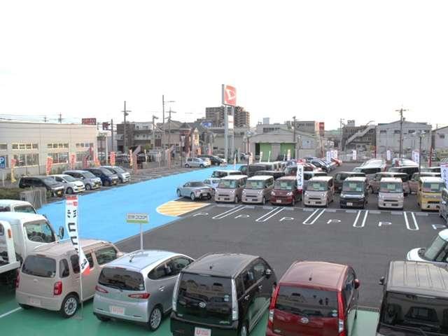 名古屋ダイハツ(株)U−CAR鳴海