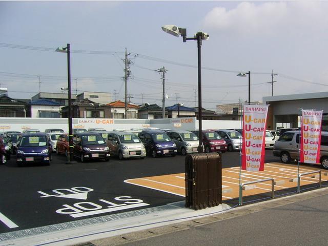 愛知県 愛知ダイハツ株式会社(旧名古屋ダイハツ(株))U−CARR41小牧店