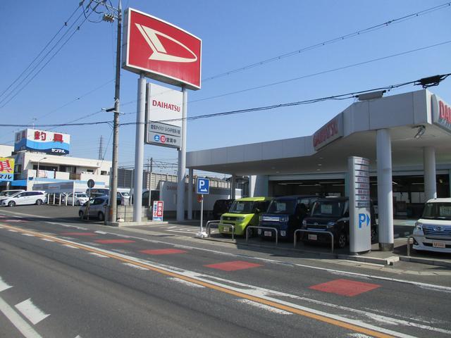 愛知県 愛知ダイハツ株式会社(旧名古屋ダイハツ(株))U−CAR知多八幡店