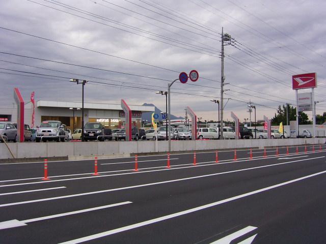 群馬県 群馬ダイハツ自動車(株)U−CARまえばし吉岡